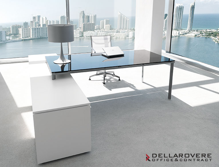 Executive office desk - BE EXECUTIVE - Della Rovere_3