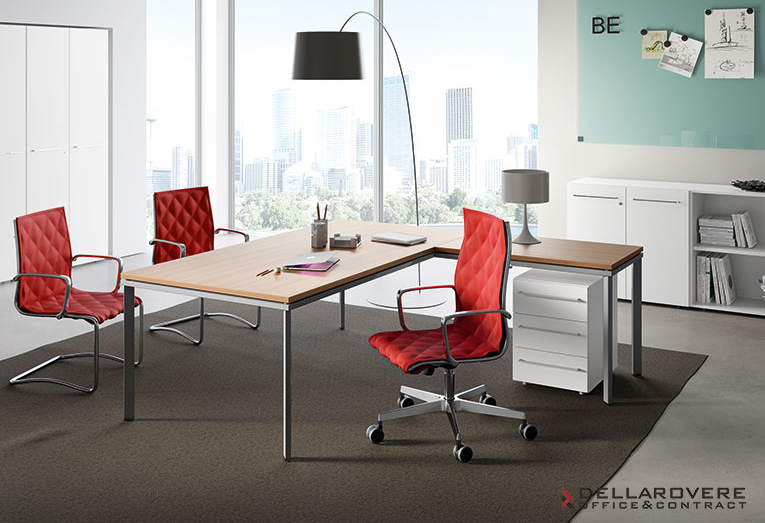 Executive office desk - BE EXECUTIVE - Della Rovere_0