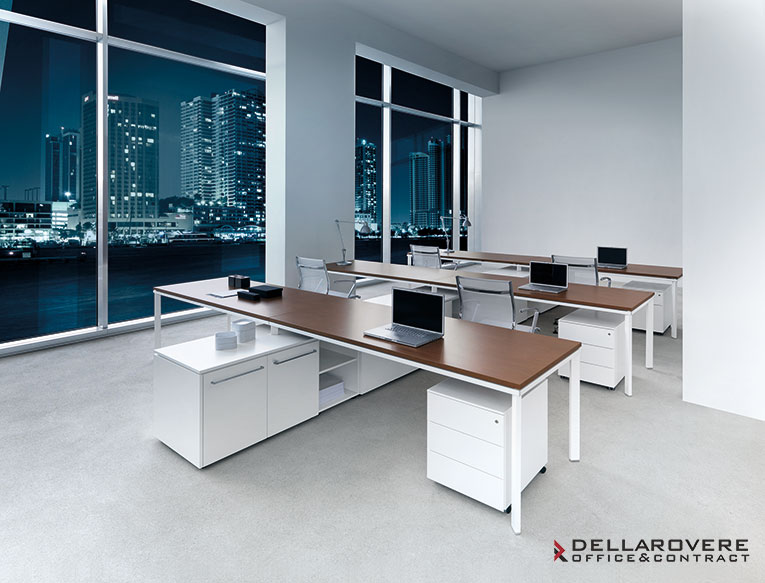 Tables de bureau opérationnels - BE - Della Rovere_7