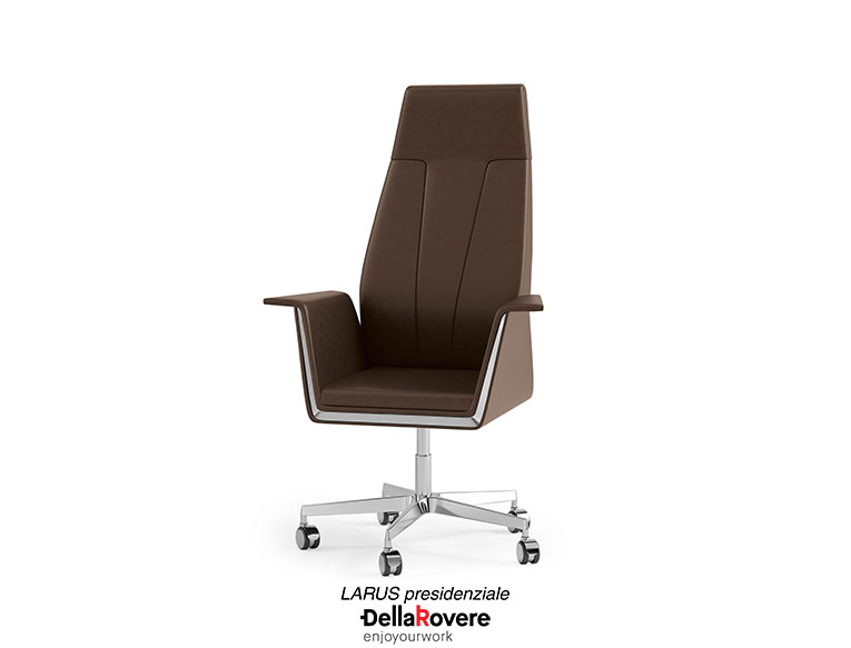 Office Chairs - LUXURY CHIARS - Della Rovere_0