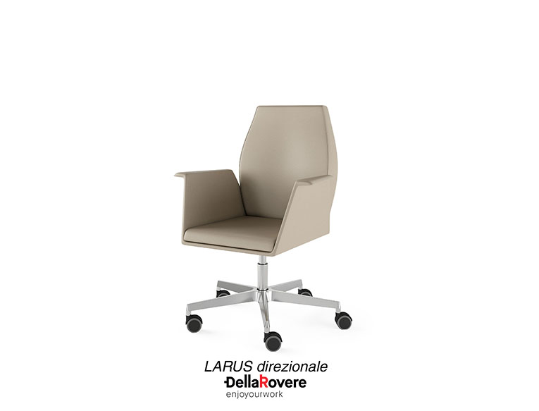 Office Chairs - LUXURY CHIARS - Della Rovere_2