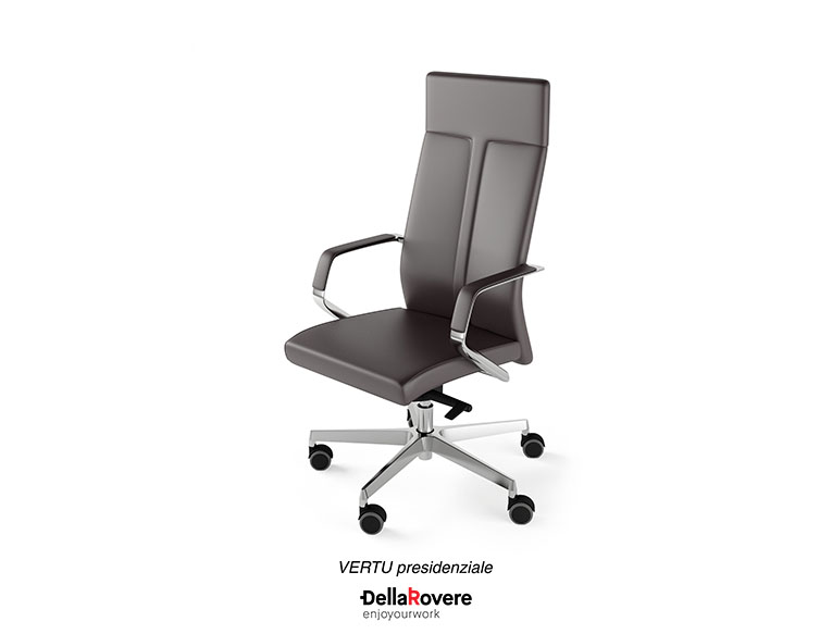 Office Chairs - LUXURY CHIARS - Della Rovere_3
