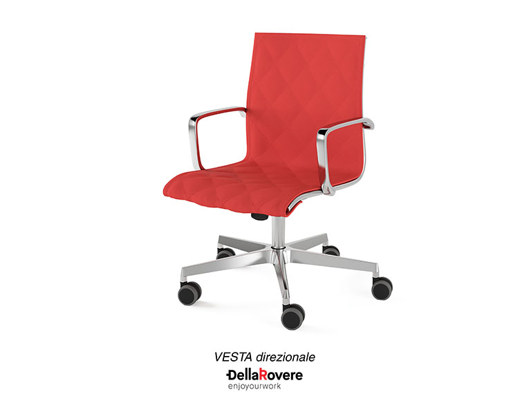 Office Chairs - LUXURY CHIARS - Della Rovere_6