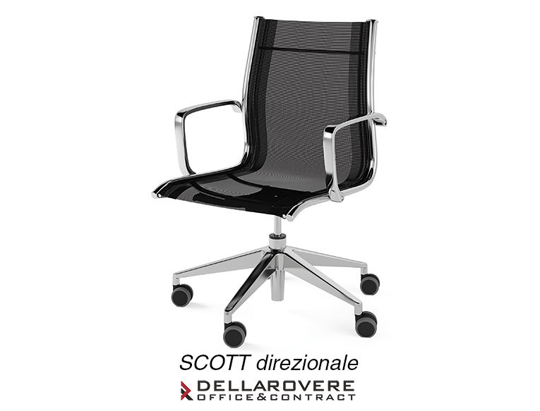 Office Chairs - Executive Office Chair - Della Rovere_1