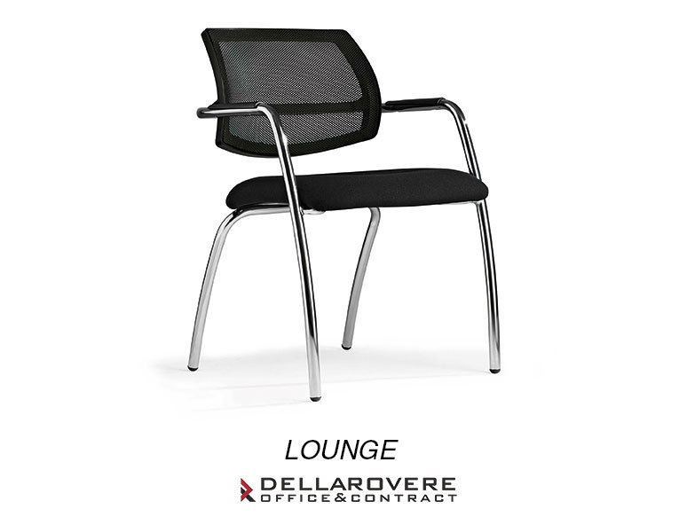 Office Chair - WAITING CHAIRS - Della Rovere_0