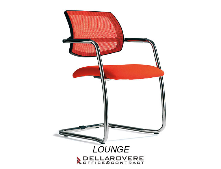 Office Chair - WAITING CHAIRS - Della Rovere_1