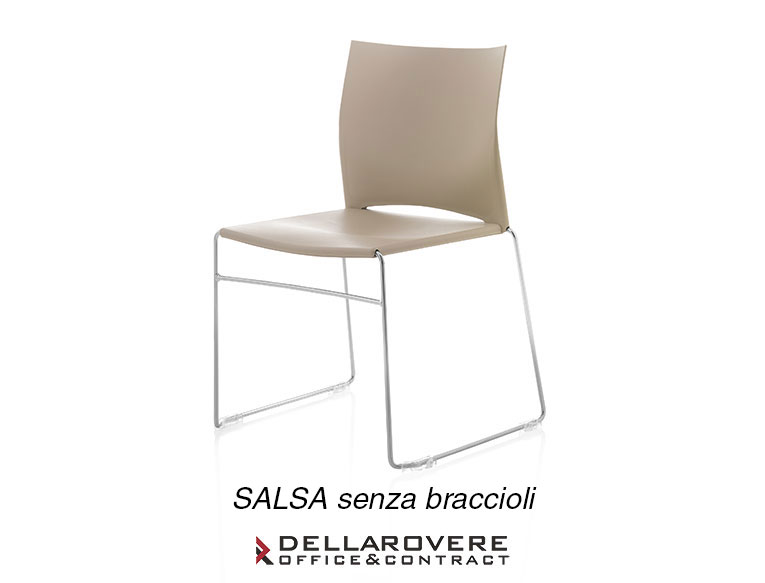Office Chair - WAITING CHAIRS - Della Rovere_2