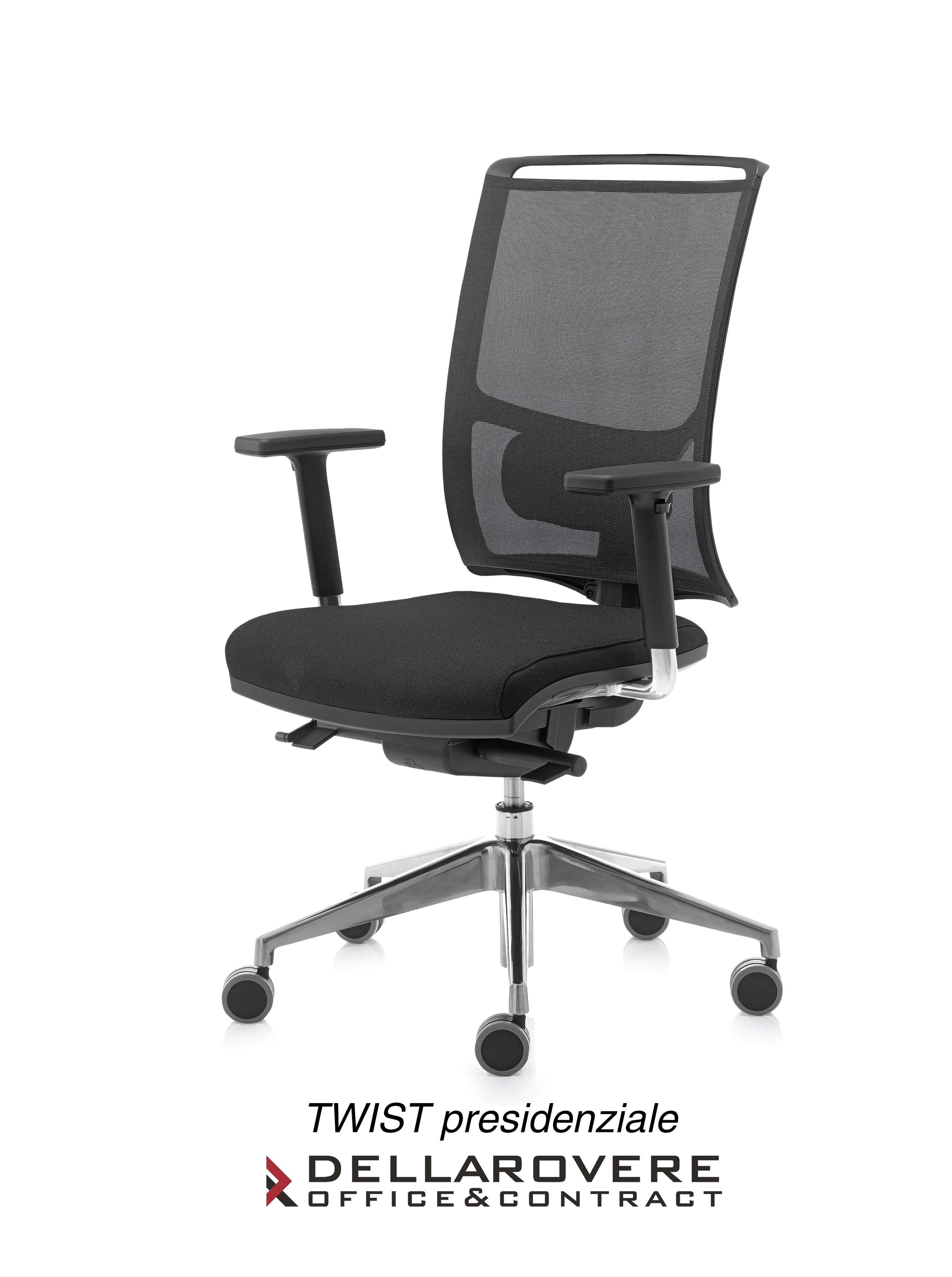 Sedie per l'Ufficio - SEDIE OPERATIVE - Della Rovere