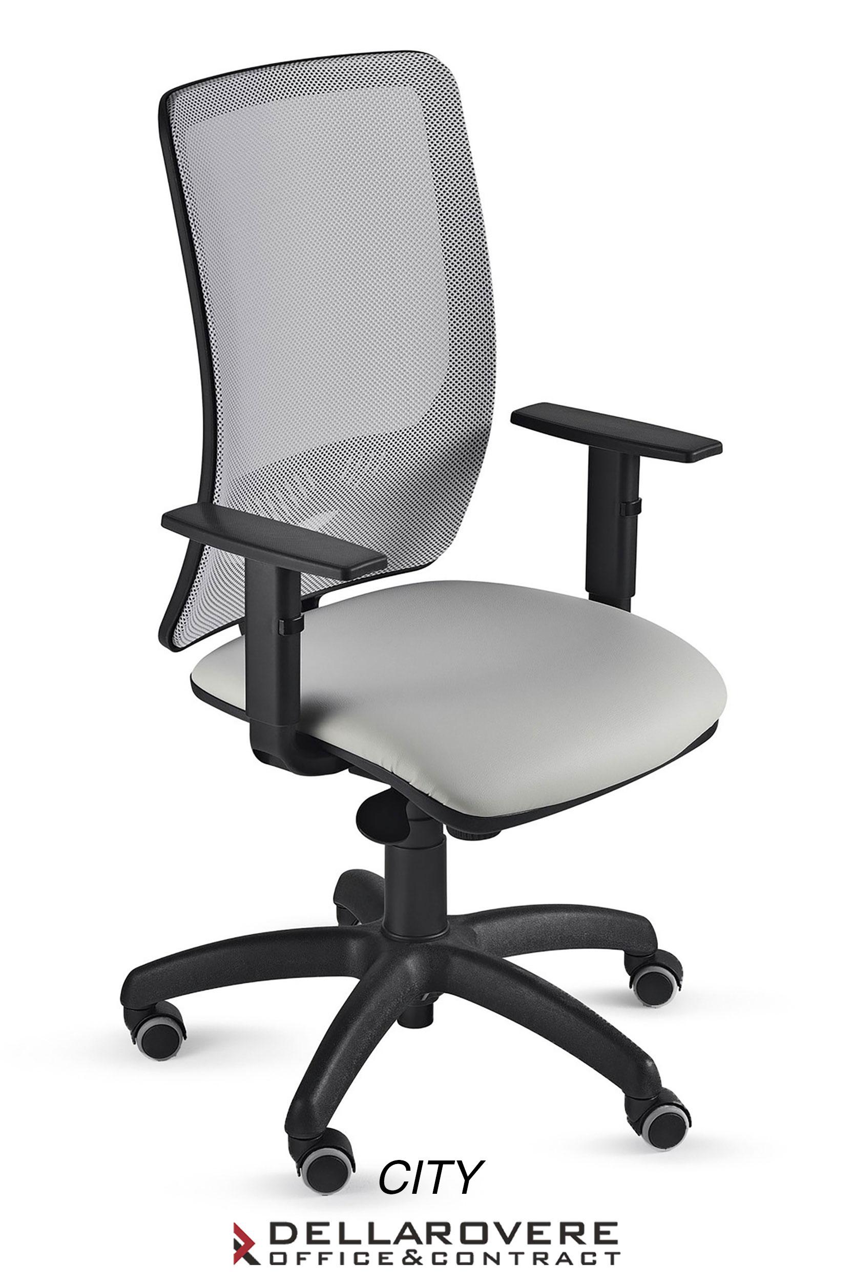Sedie per l 39 ufficio sedie operative della rovere for Sedie operative per ufficio