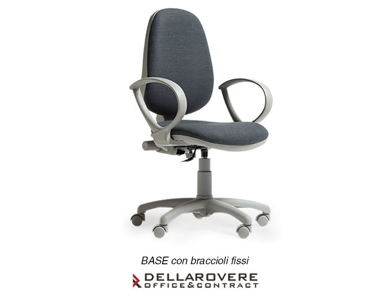 Office Chair - TASK OPERATIVE CHAIRS - Della Rovere_4