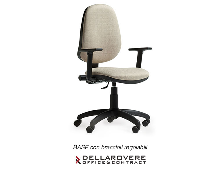 Office Chair - TASK OPERATIVE CHAIRS - Della Rovere_5