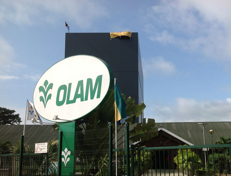 Olam Office Reference